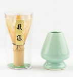 CHASEN KUSENAOSHI (bamboo whisk reshaper) sold separately